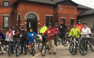 G2G Fall Colours Ride for Hospital and Hospice