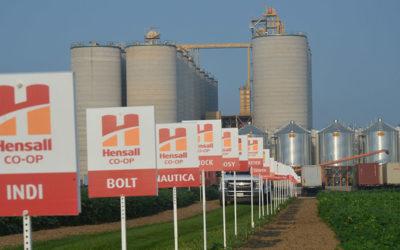 Hensall Co-op is All In!