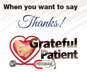 Grateful Patient Program